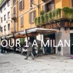 Que faire à Milan en un jour