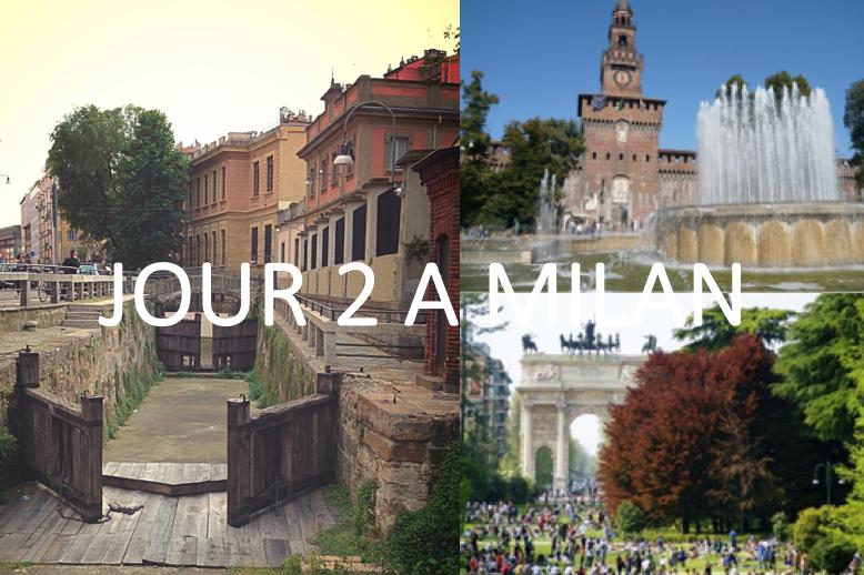 deux jours à Milan
