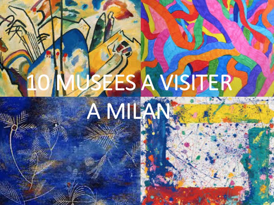 Musées Milan Boccioni