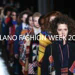 Fashion week à Milan