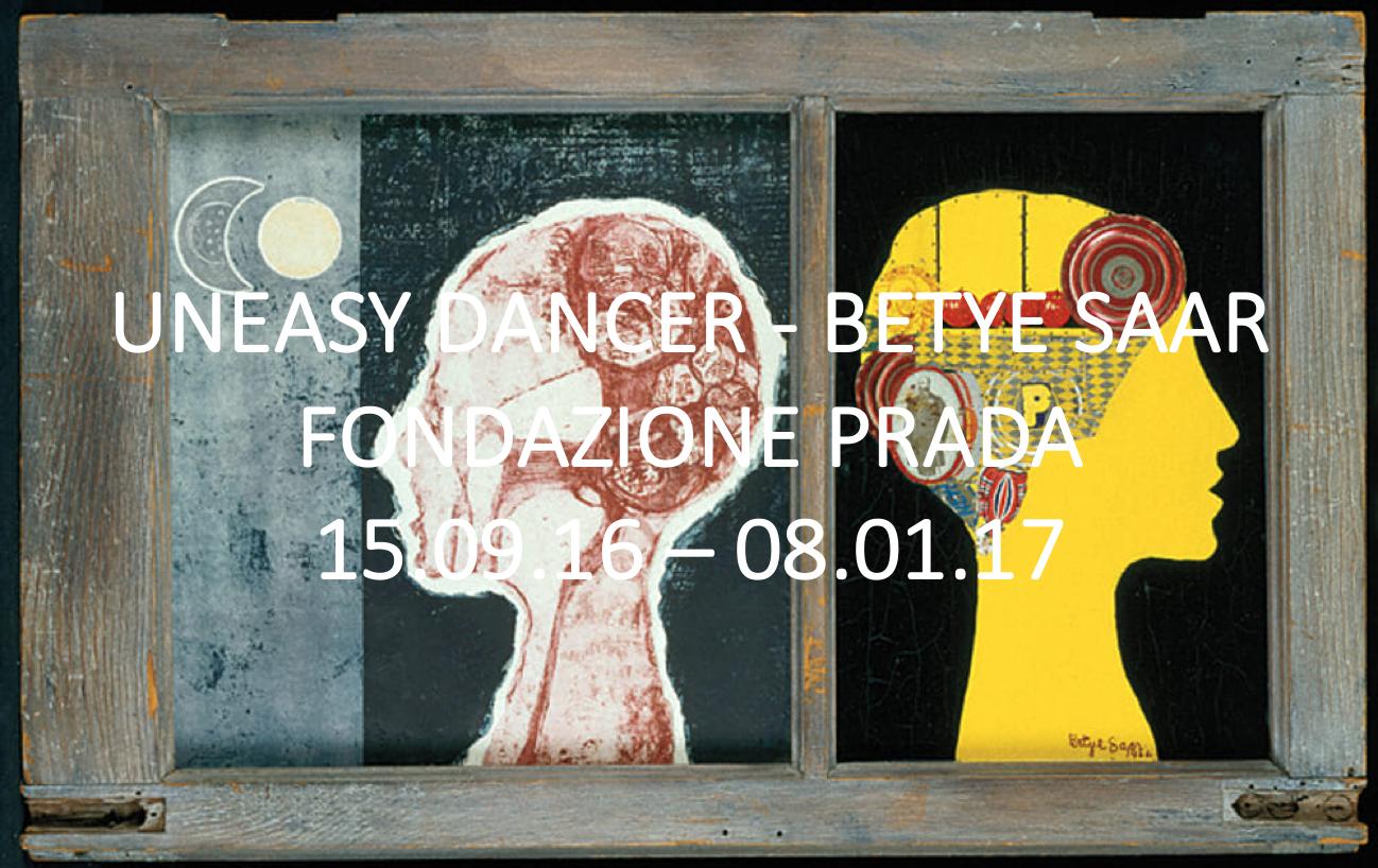 uneasy dancer fondazione prada