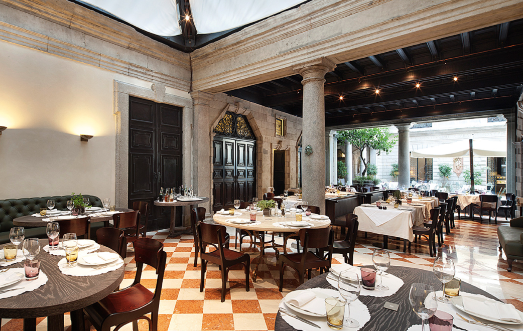 restaurant milan