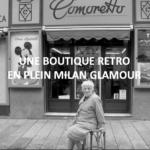 Le Milan rétro des années '40 à Corso Como
