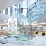 Nouveau store Apple à Milan en 2017
