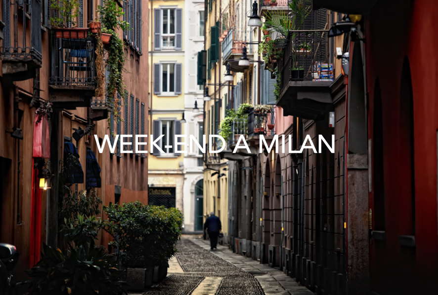 week-end à milan