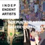 Independent Artists, galerie d'art urbain