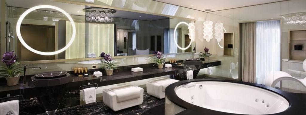 suite luxe milan