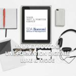 L'Université Bocconi et Yoox, partenariat pour la formation digitale à Milan