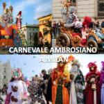 Carnaval Ambrosiano à Milan