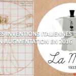 Demandes de brevets internationaux: l'Italie toujours plus créative!