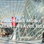56ème édition du Salone del Mobile à Milan