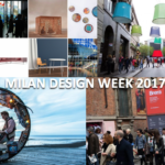Milano Design Week et Fuorisalone 2017