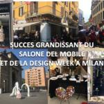 Salone del Mobile: succès de l'édition 2017
