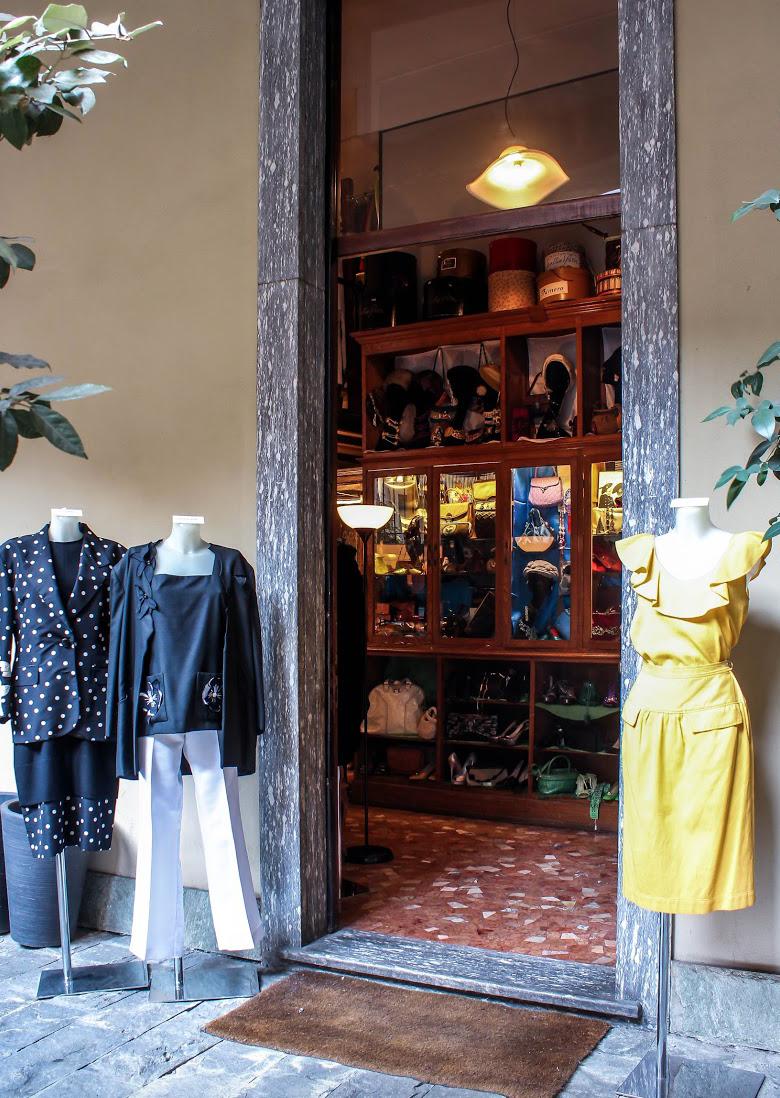 les meilleures boutiques de mode vintage à milan - mylittlemilan