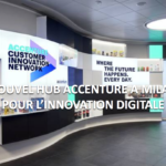 Accenture, le hub de l'innovation digitale à Milan