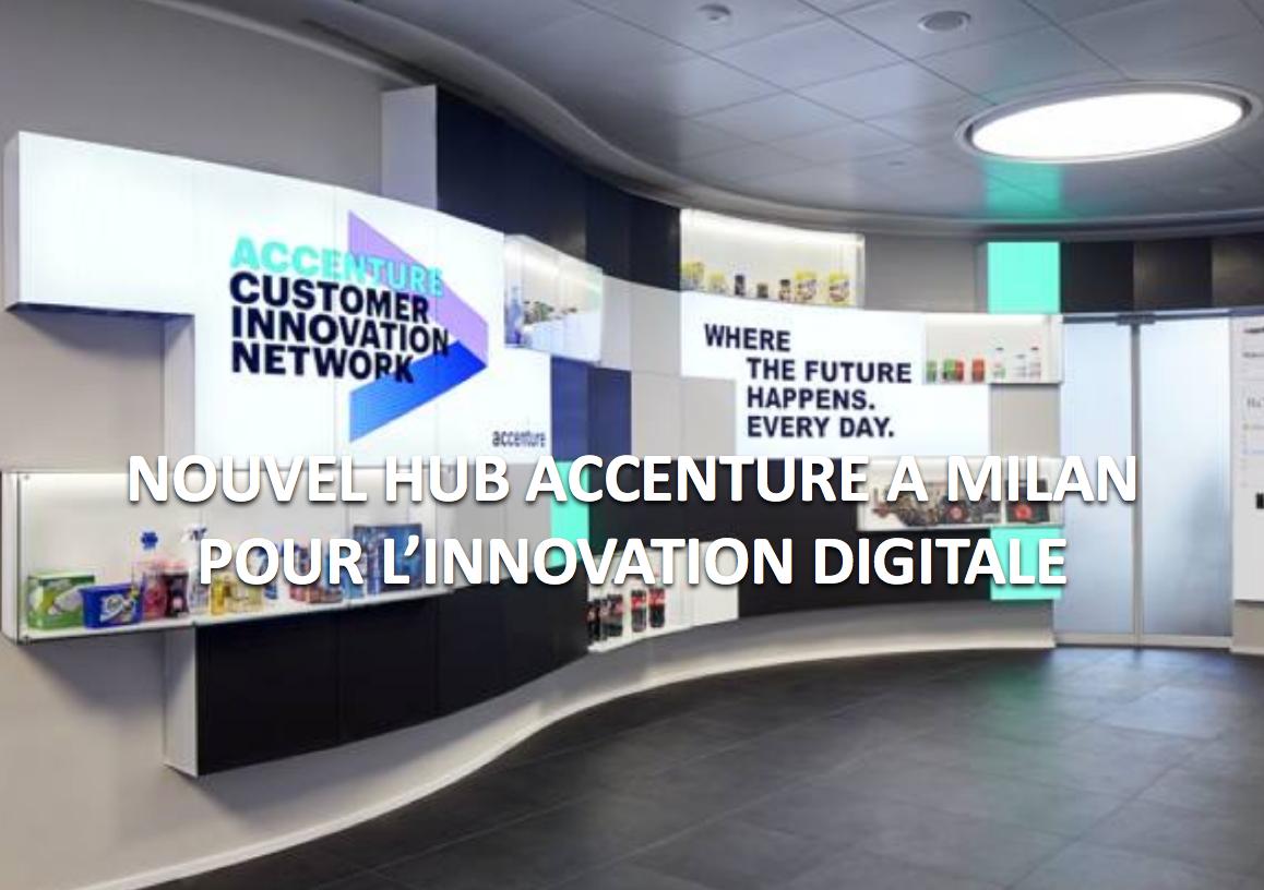 6acb14790 Accenture, le hub de l'innovation digitale à Milan - MyLittleMilan