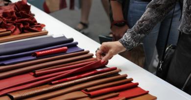 Lineapelle à Milan: le salon le plus important pour le monde du cuir et des accessoires