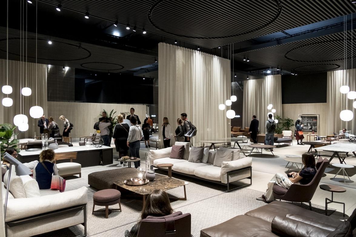 Salon Du Design Milan 2019 salone del mobile 2018: nombre de visiteurs en croissance de